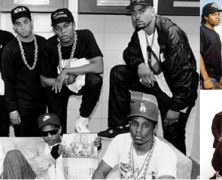 Die coolsten Hip-Hop Poster